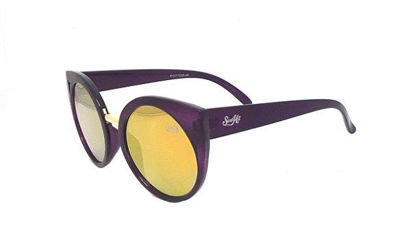 Óculos de Sol SunHot AC.036 Purple Orange