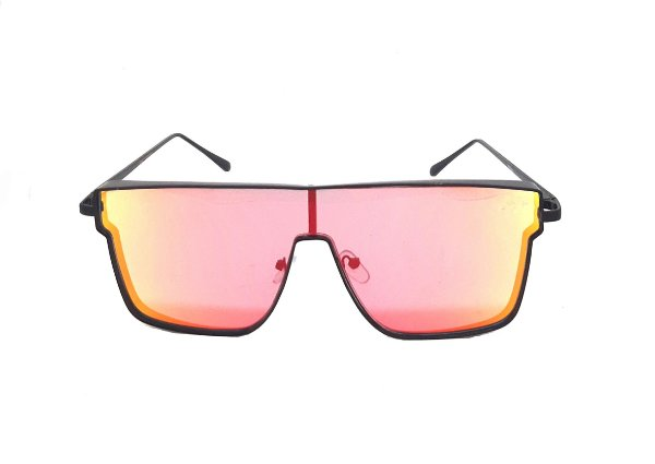 Óculos de Sol SunHot MT.021 Solid Red