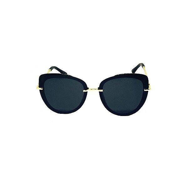 Óculos de Sol SunHot MT.025 Gold Black