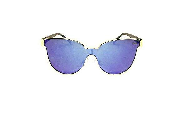 Óculos de Sol SunHot AC.024 Mask Blue
