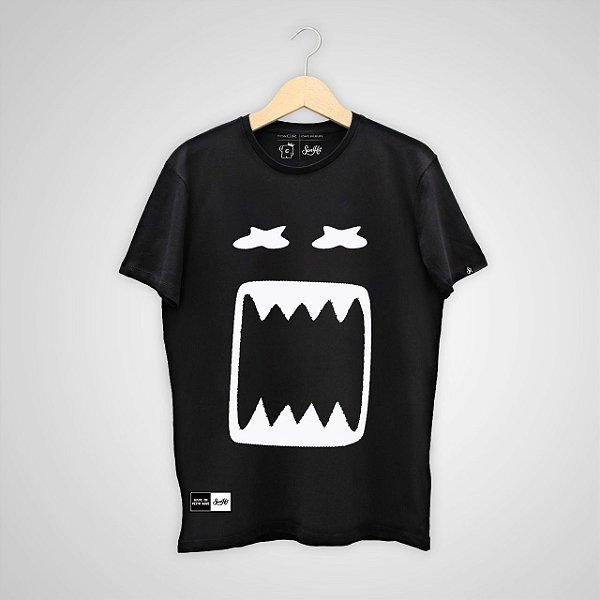 Camiseta SunHot ''Giant Big Mouth'' Preta