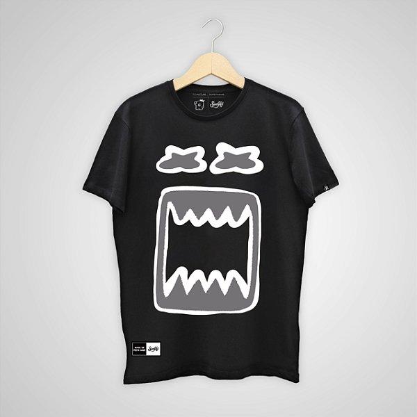 Camiseta SunHot ''Big Mouth 2.0'' Preta