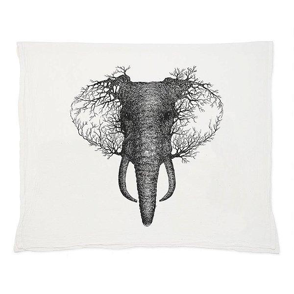 Elephant - Pano de Prato