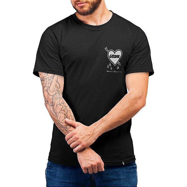 Gozar de Manhã - Camiseta Basicona Unissex