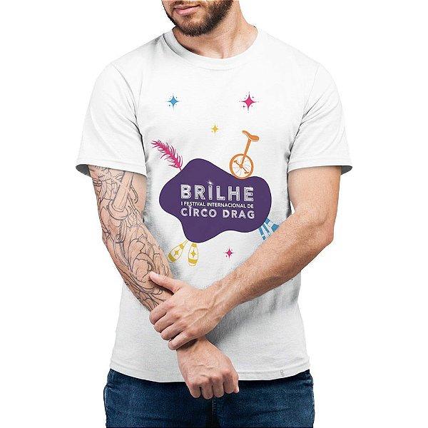 Circo Drag - Camiseta Basicona Unissex