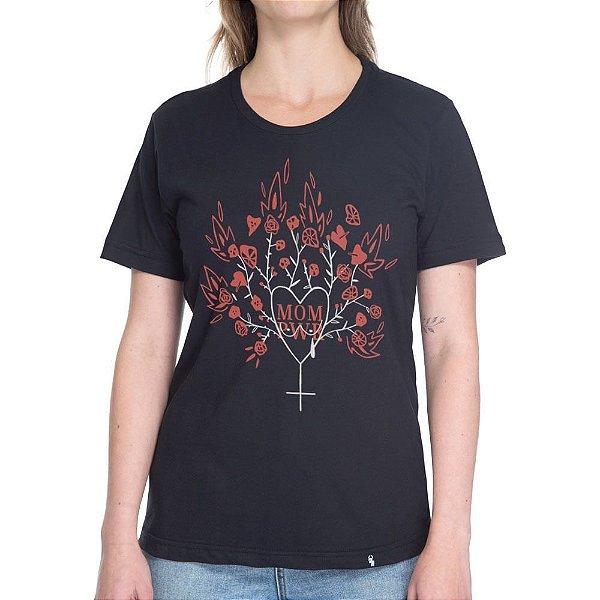 O Poder da Mãe - Camiseta Basicona Unissex