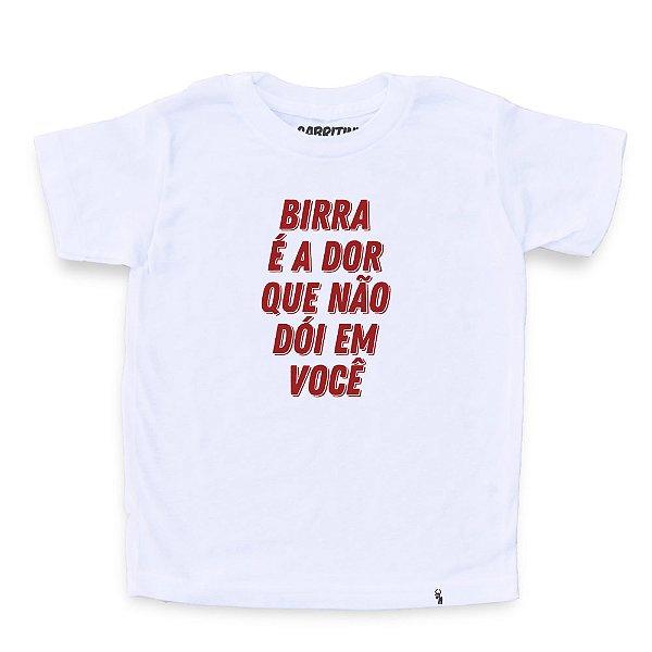 Birra - Camiseta Clássica Infantil
