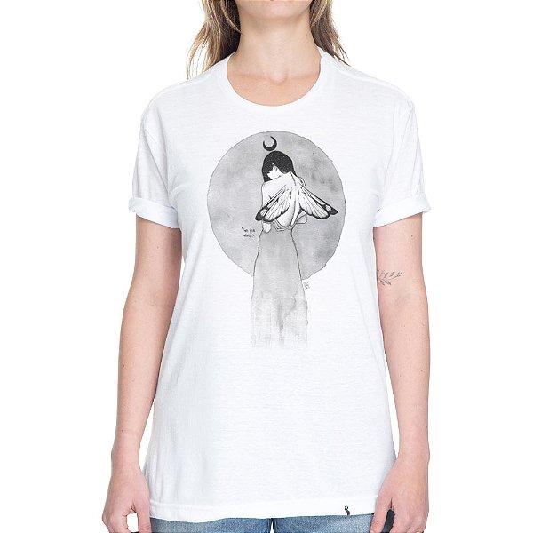 Find Your Wings - Camiseta Basicona Unissex