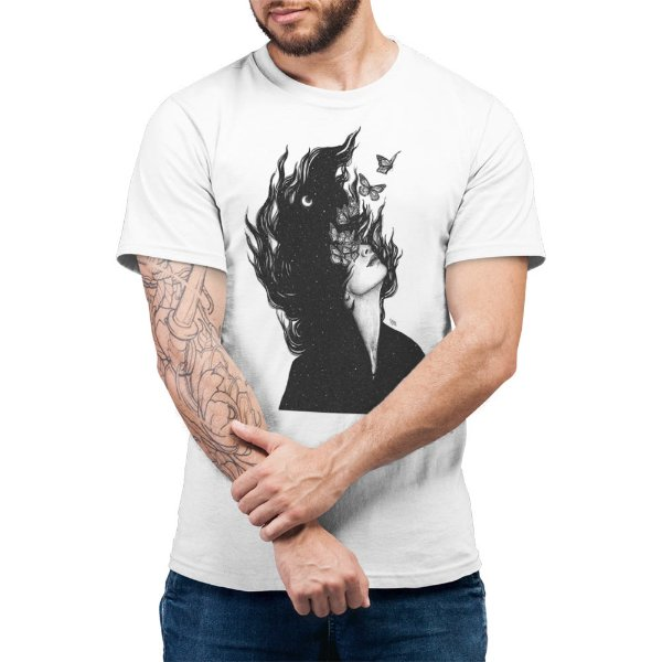New Witch - Camiseta Basicona Unissex