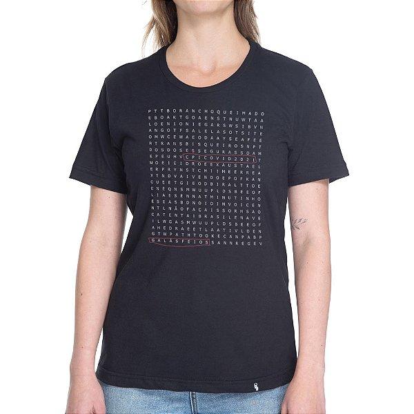 CPI Covid 2021 - Camiseta Basicona Unissex