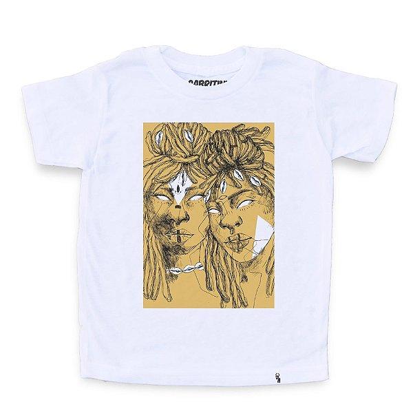 Partilha #azmina - Camiseta Clássica Infantil