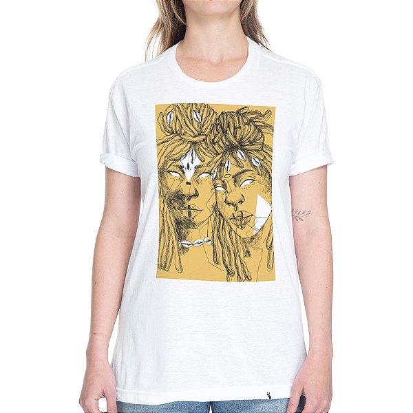 Partilha #azmina - Camiseta Basicona Unissex
