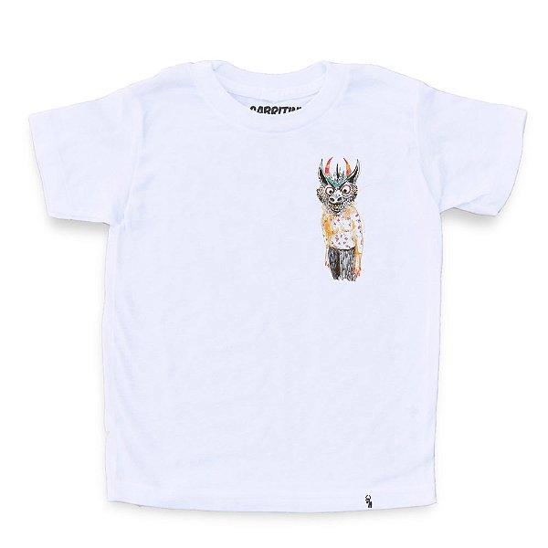 A Monstra #azmina - Camiseta Clássica Infantil