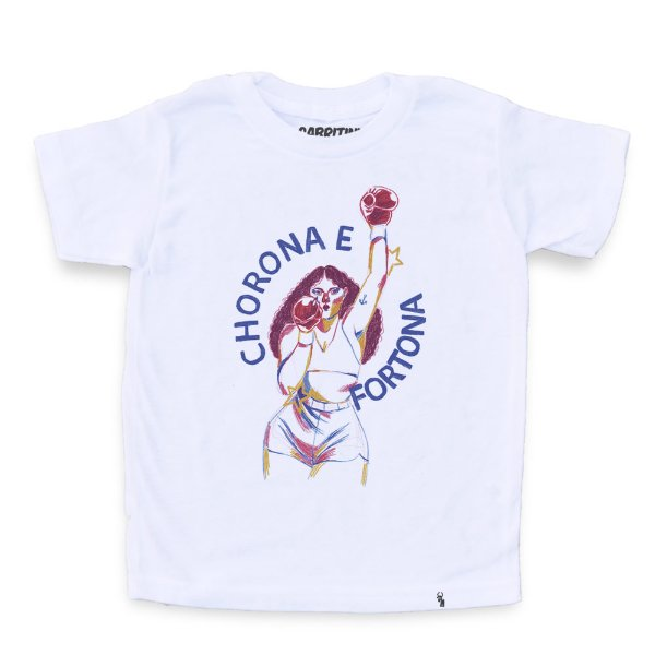 Chorona e Fortona - Camiseta Clássica Infantil
