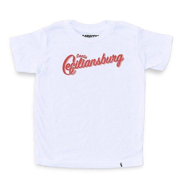 Santa Ceciliansburg - Camiseta Clássica Infantil