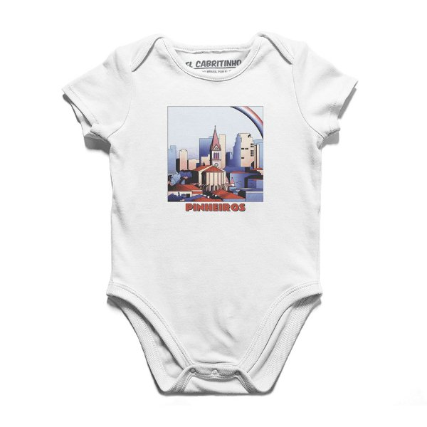 Pinheiros - Body Infantil