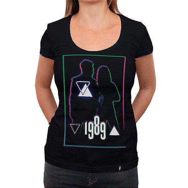 1989 - Camiseta Clássica Feminina