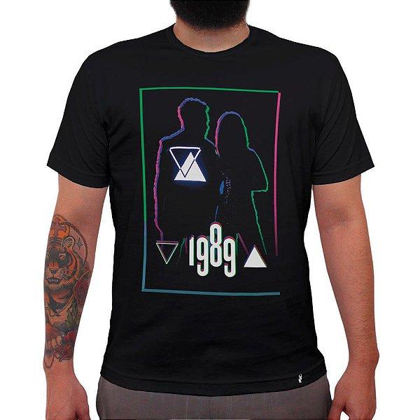 1989 - Camiseta Clássica Masculina