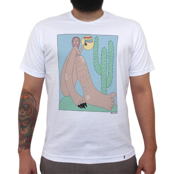 Abaporu - Camiseta Clássica Masculina