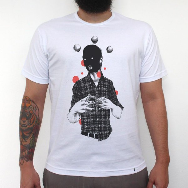 About Fear And Strange Things - Camiseta Clássica Masculina