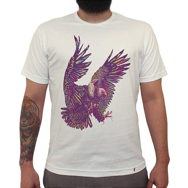 Águiona - Camiseta Clássica Masculina
