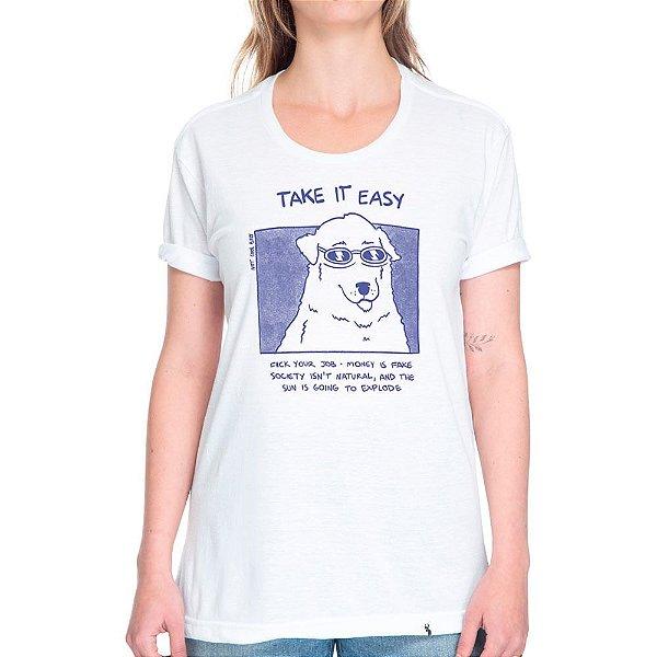 Anarcodog - Camiseta Basicona Unissex