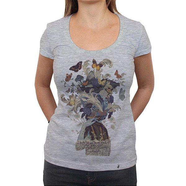 And From The Chaos - Camiseta Clássica Feminina