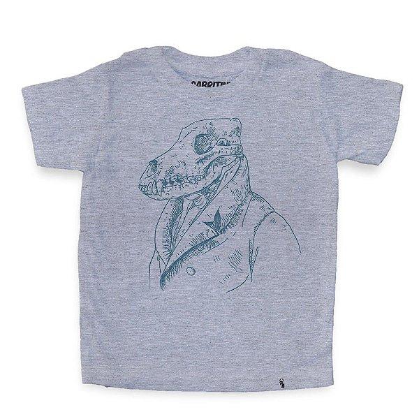 Animais - Camiseta Clássica Infantil