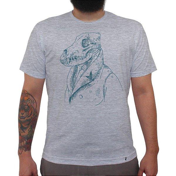 Animais - Camiseta Clássica Masculina