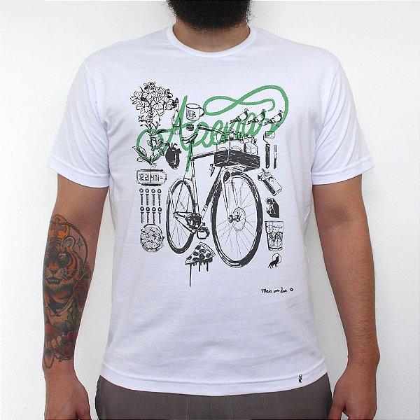 Apenas - Camiseta Clássica Masculina