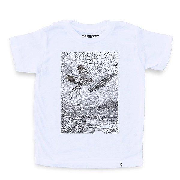 Bacurau Vertical #bacurau - Camiseta Clássica Infantil