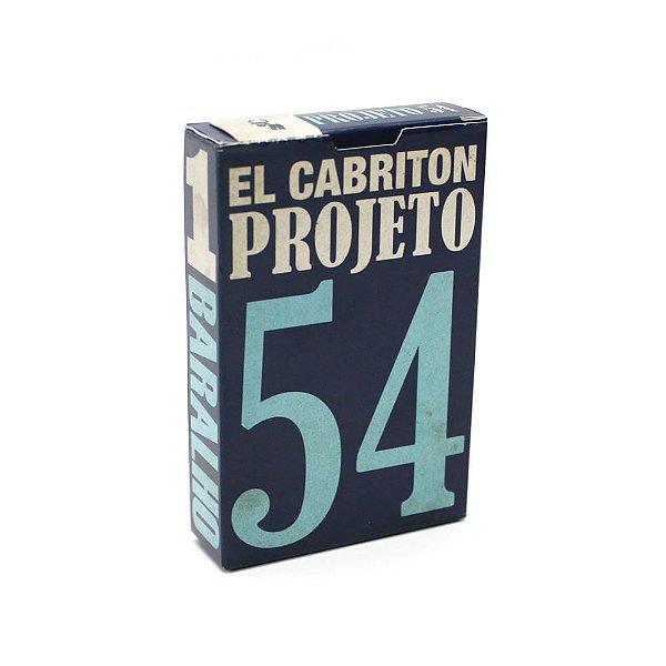 Baralho Projeto 54 - 2a Edição