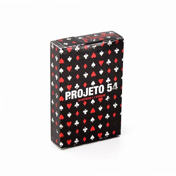 Baralho Projeto 54 - 3a Edição