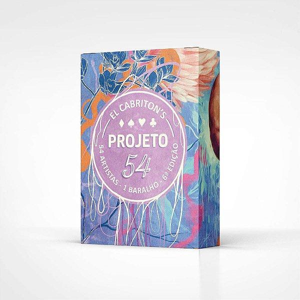 Baralho Projeto 54 - 6a Edição