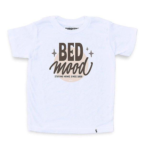 Bed Mood #cestabasica - Camiseta Clássica Infantil