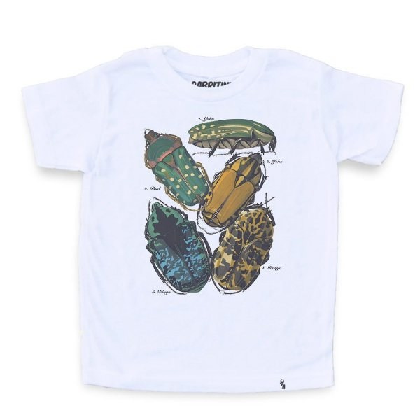 Beetles - Camiseta Clássica Infantil