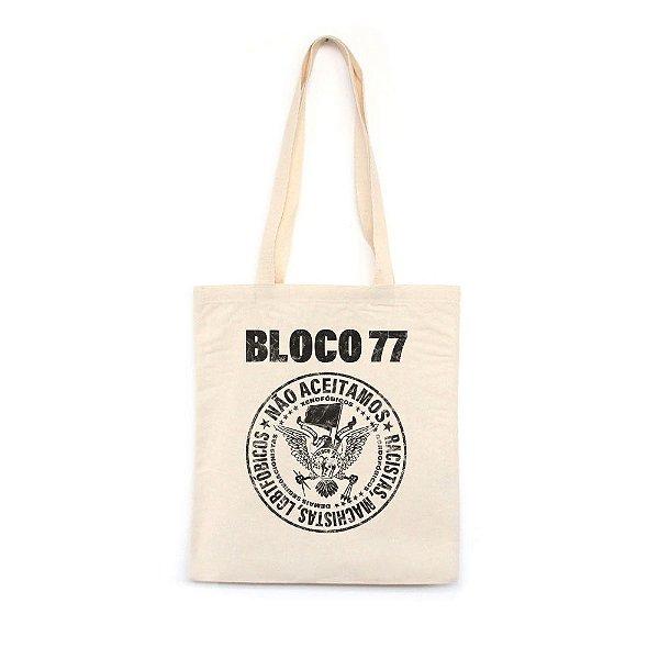 Bloco 77 - 2020 - Bolsa de Lona
