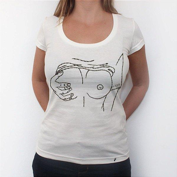 Boobs - Camiseta Clássica Feminina
