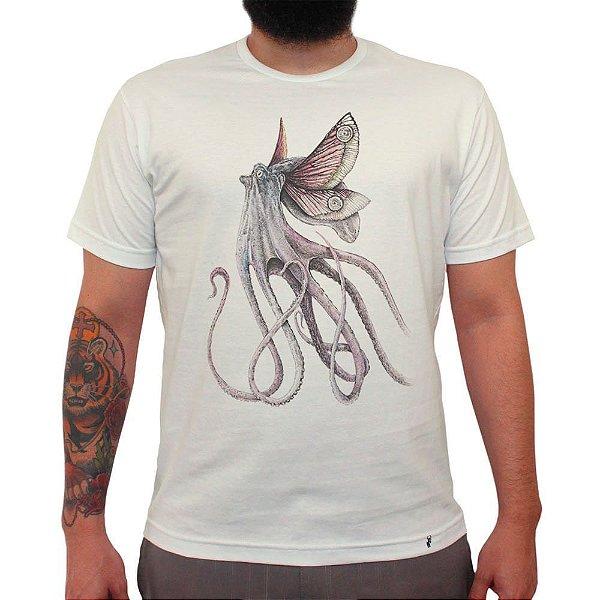 Borbolepolvo - Camiseta Clássica Masculina