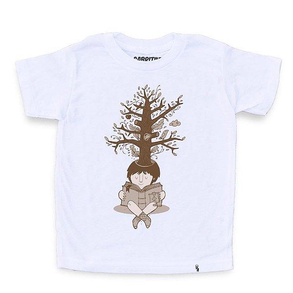 Boy Tree Dream - Camiseta Clássica Infantil