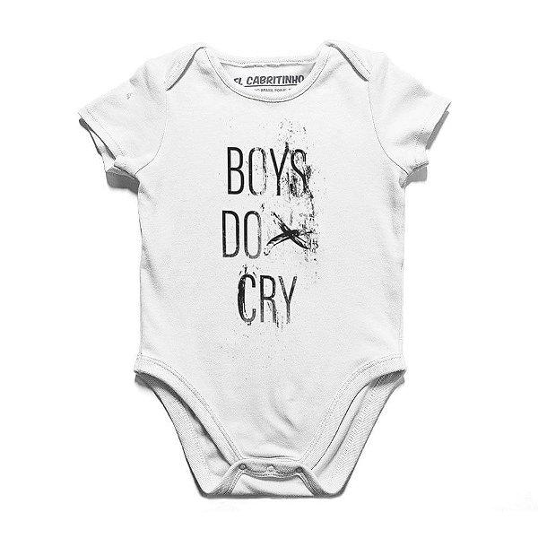 Boys Do Cry - Body Infantil