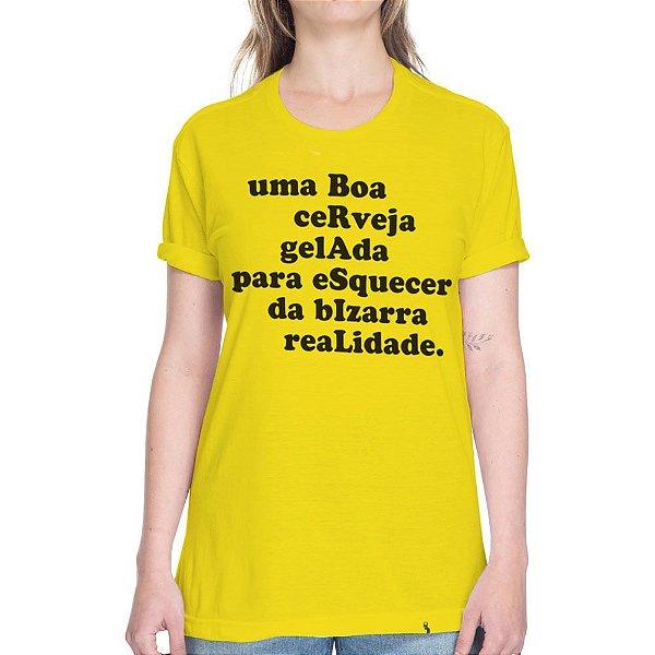 BRASIL - Camiseta Basicona Unissex