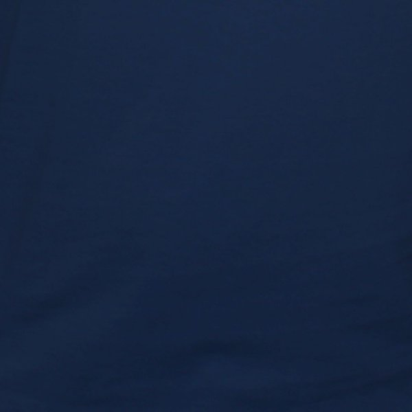 Camiseta Clássica Masculina Lisa Azul Escura