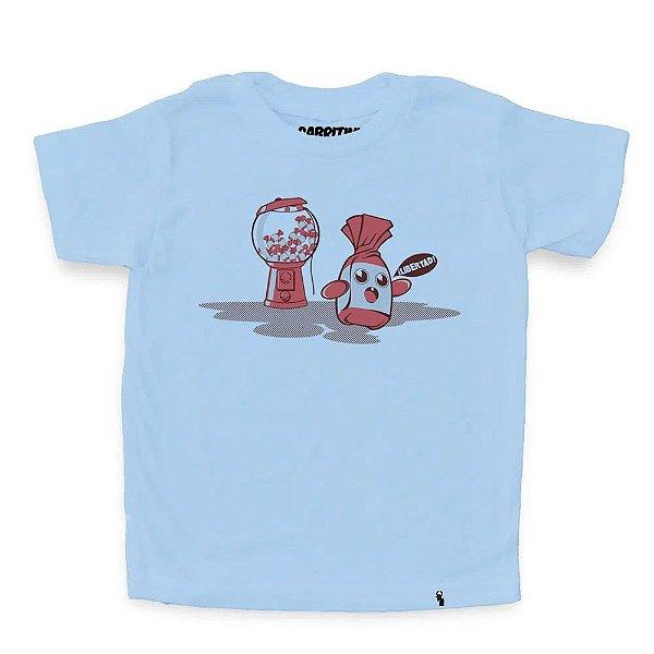 Candy - Camiseta Clássica Infantil