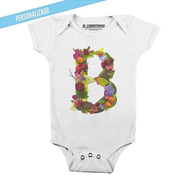 Carmen Alphabet Personalizada - Body Infantil