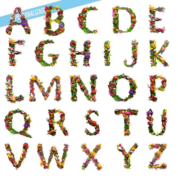 Carmen Alphabet Personalizada - Camiseta Clássica Masculina