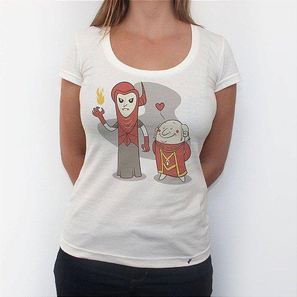 Caverna do Amor - Camiseta Clássica Feminina