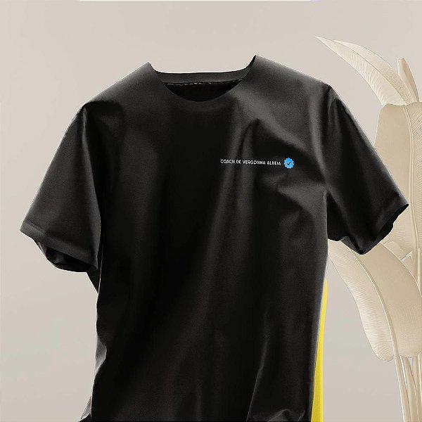 Coach de Vergonha Alheia - Camiseta Clássica Masculina
