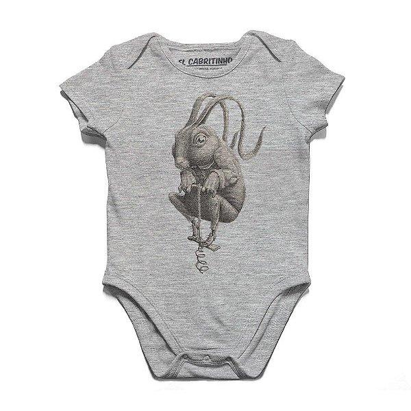 Coelho - Body Infantil