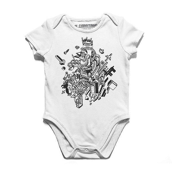 Coisas - Body Infantil